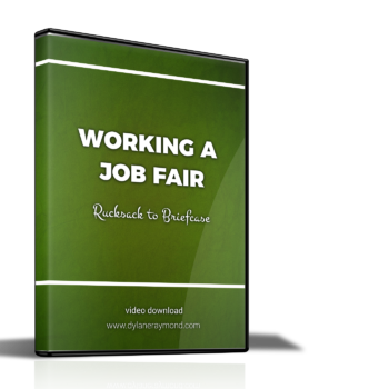 Working A Job Fair Cover Picture